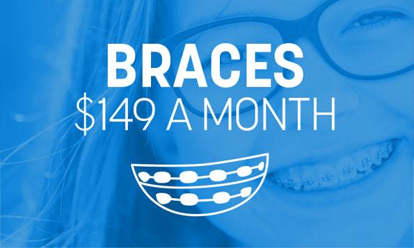 Lovett Dental Heights special offer braces