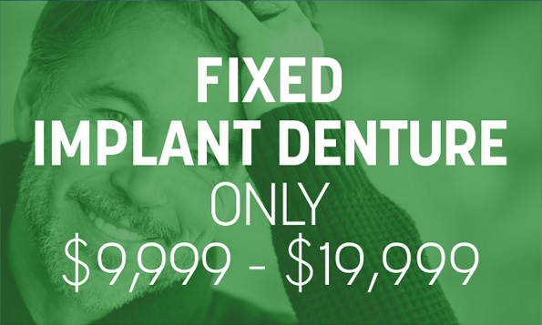 Lovett Dental Heights special offer denture